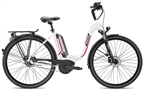 Bicycle Breezer POWERTRIP 1.1 IG+ LS 56cm 2020 White/Red