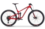 Bicycle Fuji RAKAN 29 1.1 XC 21 2019 Satin Red