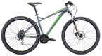 Bicycle Fuji NEVADA 29 1.7 17 2020 Satin Tech Silver