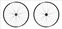 "Oval 400 27.5"" TA wheelset"
