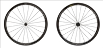 Oval 935 Carbon Clincher wheelset