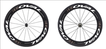 Oval 980 Carbon Track wheelset